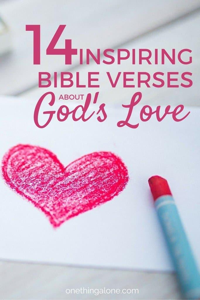 Scripture verses on love